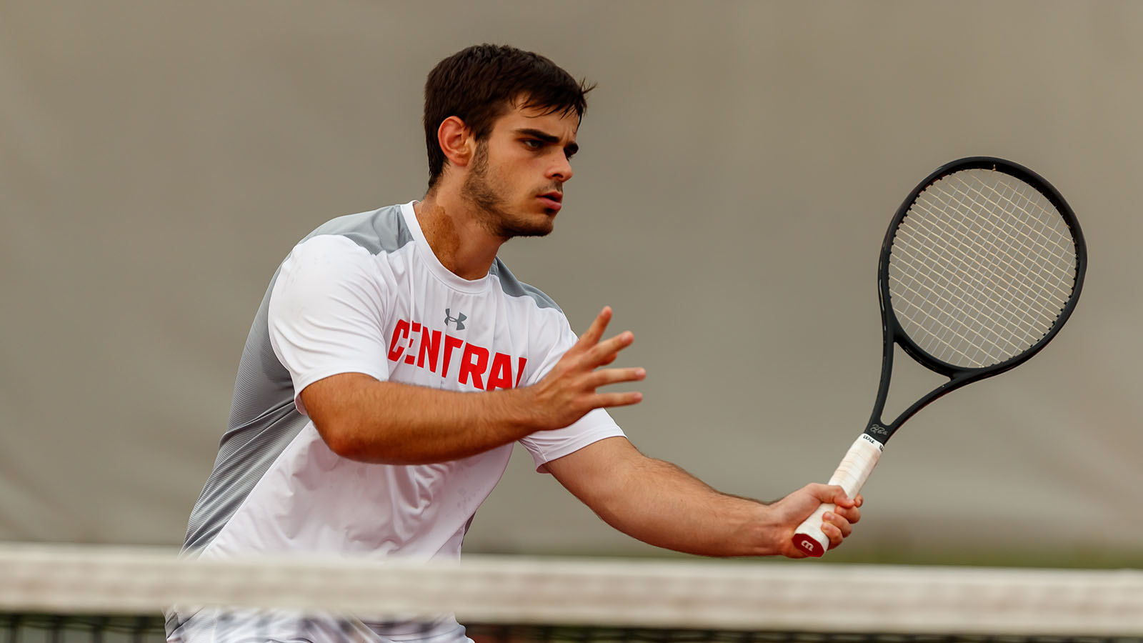 Central counting on men's tennis depth in 2020 - Central College Athletics